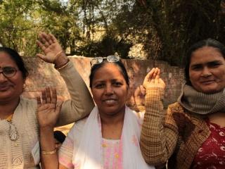 Indyjskie społeczeństwo obywatelskie