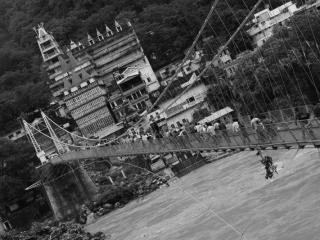 Riszikeś. Nieformalna stolica jogi w Indiach