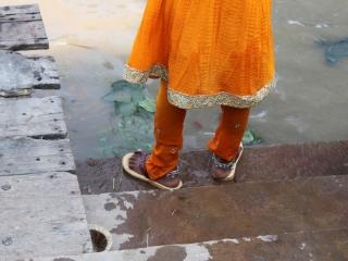 Waranasi, Indie